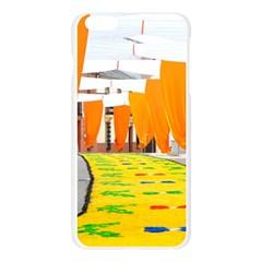 Corpus Torrenueva Procession Apple Seamless iPhone 6 Plus/6S Plus Case (Transparent)