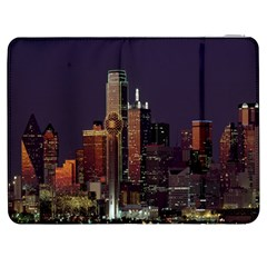 Dallas Texas Skyline Dusk Samsung Galaxy Tab 7  P1000 Flip Case