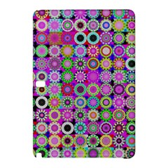 Design Circles Circular Background Samsung Galaxy Tab Pro 12 2 Hardshell Case