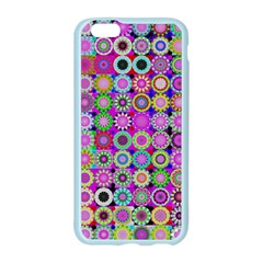Design Circles Circular Background Apple Seamless iPhone 6/6S Case (Color)