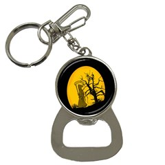 Death Haloween Background Card Button Necklaces