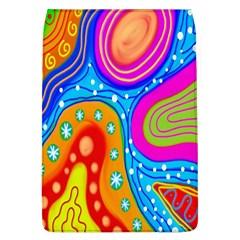 Doodle Pattern Flap Covers (L)