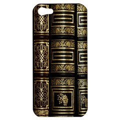 Detail Golden Gold Ornaments Apple iPhone 5 Hardshell Case