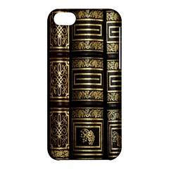 Detail Golden Gold Ornaments Apple Iphone 5c Hardshell Case