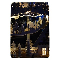 Christmas Advent Candle Arches Flap Covers (L)