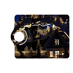 Christmas Advent Candle Arches Kindle Fire HD (2013) Flip 360 Case