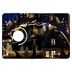 Christmas Advent Candle Arches Kindle Fire HDX Flip 360 Case