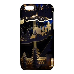 Christmas Advent Candle Arches iPhone 6/6S TPU Case
