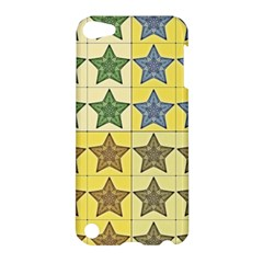 Pattern With A Stars Apple iPod Touch 5 Hardshell Case