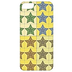 Pattern With A Stars Apple iPhone 5 Classic Hardshell Case