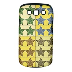 Pattern With A Stars Samsung Galaxy S III Classic Hardshell Case (PC+Silicone)