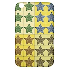 Pattern With A Stars Samsung Galaxy Tab 3 (8 ) T3100 Hardshell Case