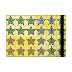 Pattern With A Stars iPad Mini 2 Flip Cases