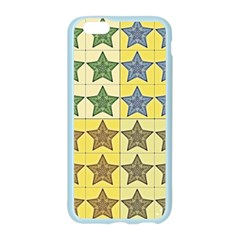Pattern With A Stars Apple Seamless iPhone 6/6S Case (Color)