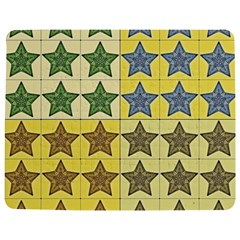 Pattern With A Stars Jigsaw Puzzle Photo Stand (Rectangular)