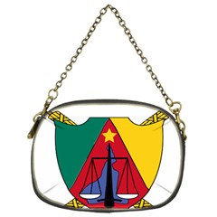 Coat Of Arms Of Cameroon  Chain Purses (one Side)