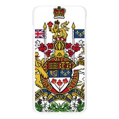Canada Coat of Arms  Apple Seamless iPhone 6 Plus/6S Plus Case (Transparent)