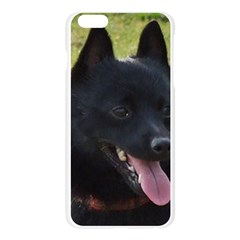 Schipperke Apple Seamless iPhone 6 Plus/6S Plus Case (Transparent)