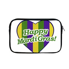 Happy Mardi Gras Logo Apple Macbook Pro 13  Zipper Case