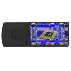 Processor Cpu Board Circuits USB Flash Drive Rectangular (2 GB)