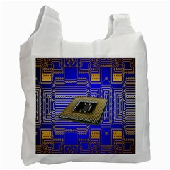 Processor Cpu Board Circuits Recycle Bag (Two Side)
