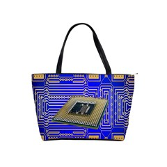 Processor Cpu Board Circuits Shoulder Handbags