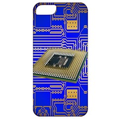 Processor Cpu Board Circuits Apple iPhone 5 Classic Hardshell Case