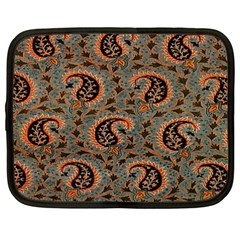 Persian Silk Brocade Netbook Case (XXL)