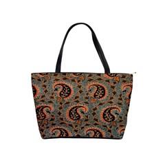 Persian Silk Brocade Shoulder Handbags