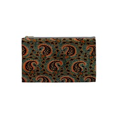 Persian Silk Brocade Cosmetic Bag (small)