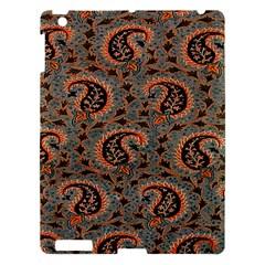 Persian Silk Brocade Apple iPad 3/4 Hardshell Case