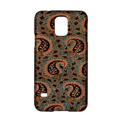 Persian Silk Brocade Samsung Galaxy S5 Hardshell Case