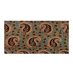 Persian Silk Brocade Satin Wrap