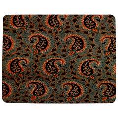 Persian Silk Brocade Jigsaw Puzzle Photo Stand (Rectangular)