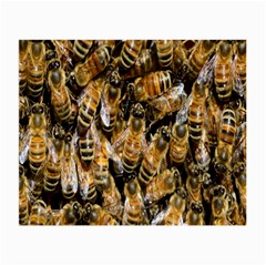 Honey Bee Water Buckfast Small Glasses Cloth