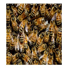 Honey Bee Water Buckfast Shower Curtain 66  x 72  (Large)