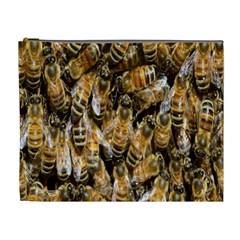 Honey Bee Water Buckfast Cosmetic Bag (XL)