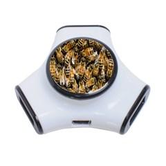 Honey Bee Water Buckfast 3 Port Usb Hub