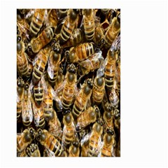 Honey Bee Water Buckfast Large Garden Flag (Two Sides)