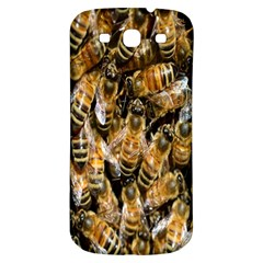 Honey Bee Water Buckfast Samsung Galaxy S3 S III Classic Hardshell Back Case