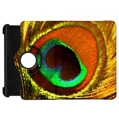 Peacock Feather Eye Kindle Fire HD 7