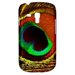 Peacock Feather Eye Galaxy S3 Mini