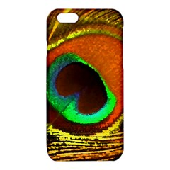 Peacock Feather Eye iPhone 6/6S TPU Case