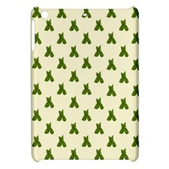 Leaf Pattern Green Wallpaper Tea Apple iPad Mini Hardshell Case