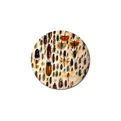 Insect Collection Golf Ball Marker (4 Pack)