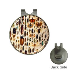 Insect Collection Hat Clips with Golf Markers