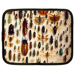 Insect Collection Netbook Case (Large)