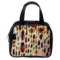 Insect Collection Classic Handbags (One Side)
