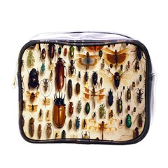 Insect Collection Mini Toiletries Bags