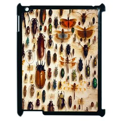 Insect Collection Apple iPad 2 Case (Black)